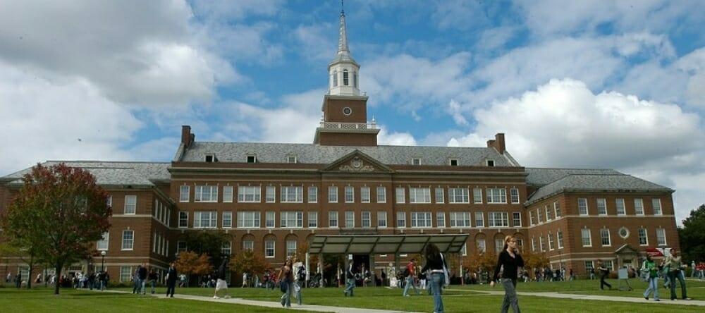 Photo of University of Cincinnati Campus