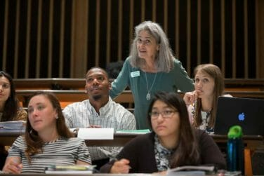faculty, staff and students to advance equity