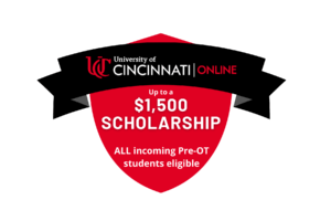 Up to a $1,500 Scholarship - All incoming Pre-OT students eligible