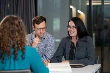 Investment Management Graduate Certificate Students