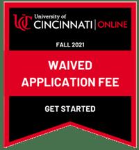 Application Fee Waved