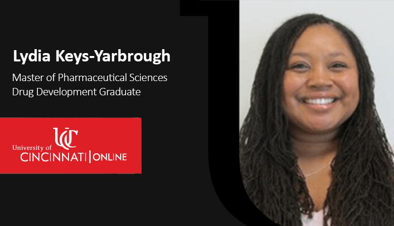 Drug Development Alumni Lydia Keys Yarbrough
