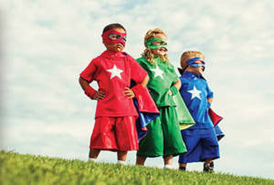 Gifted Education Certificate Heroes Image