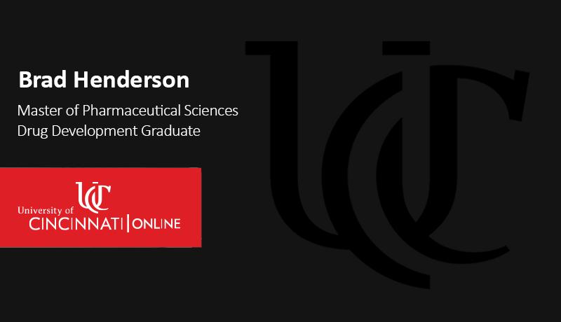 Drug Development Alumni Brad Henderso