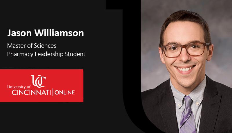 Pharmacy Leadership Student Jason Williamson