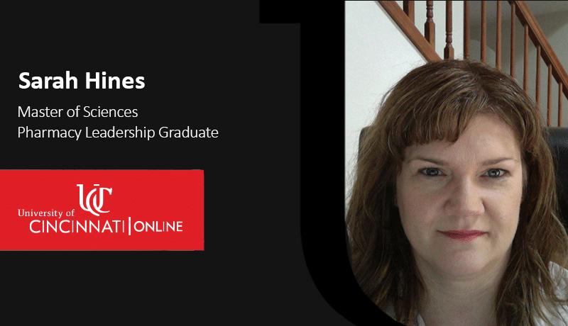 Pharmacy Leadership Alumni Sarah Hines